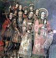 Лик святых мучеников